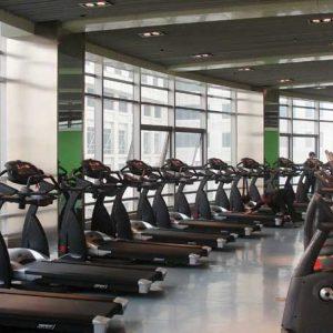 吉林油田健身房