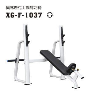 F-1037奥林匹克上斜练习椅