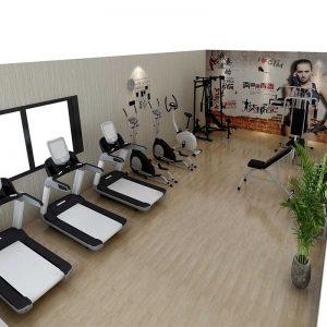 60㎡公司标准健身房超值套餐