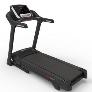 GTGYM智能家用电动跑步机减肥折叠超静音减震室内GT80健身器材 三视窗显示