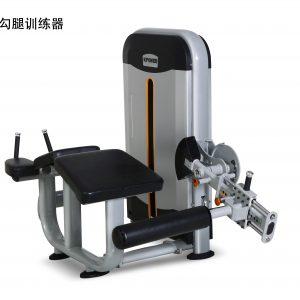 康乐佳K605卧式勾腿训练器