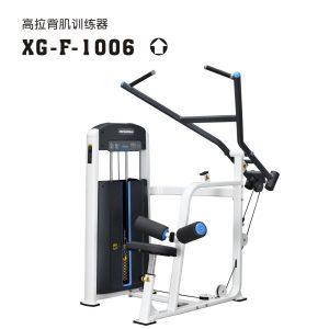F-1006高拉背肌训练器