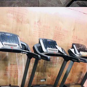 梅州五华某茶叶公司员工健身室