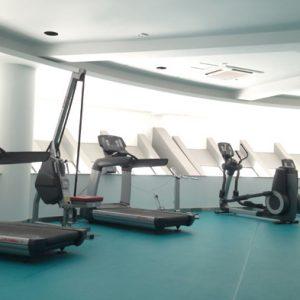 广州公安局健身房