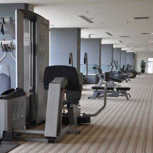 广州酒店健身房