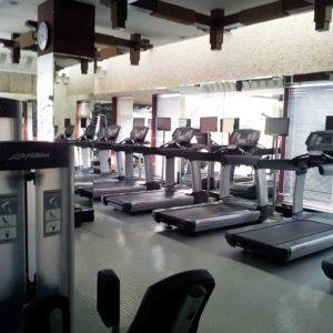 惠州假日酒店健身房