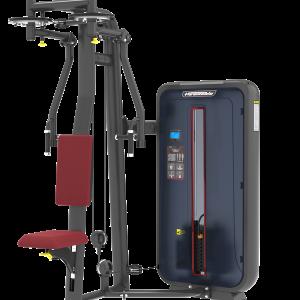 Z-6025直臂胸背训练器