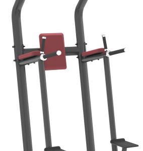 Z-6033单双杠及提腿腹肌复合训练器