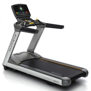 乔山Johnson 高端商用跑步机Matrix系列 T7xi