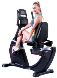 豪华商用卧式健身车R7.0T