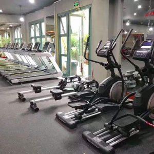珠海唐盛俱乐部健身房