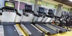 惠州猫头鹰俱乐部健身器材